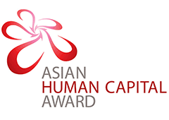 Asian Human Capital Award logo