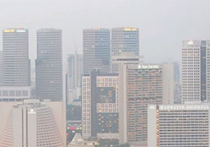 Haze guidelines and advisory for work